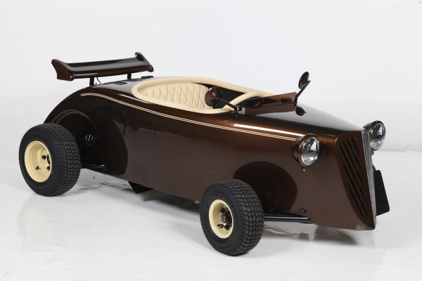 Wenckstern Hot Rod Roadster Full Custom – Marrakesch