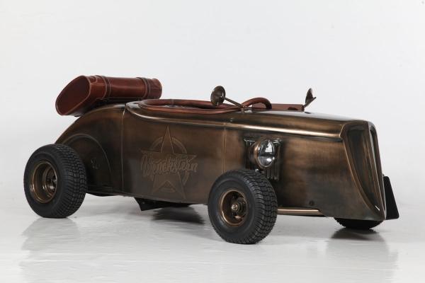 Wenckstern Hot Rod Roadster Full Custom – Fullmetal Denim Brass