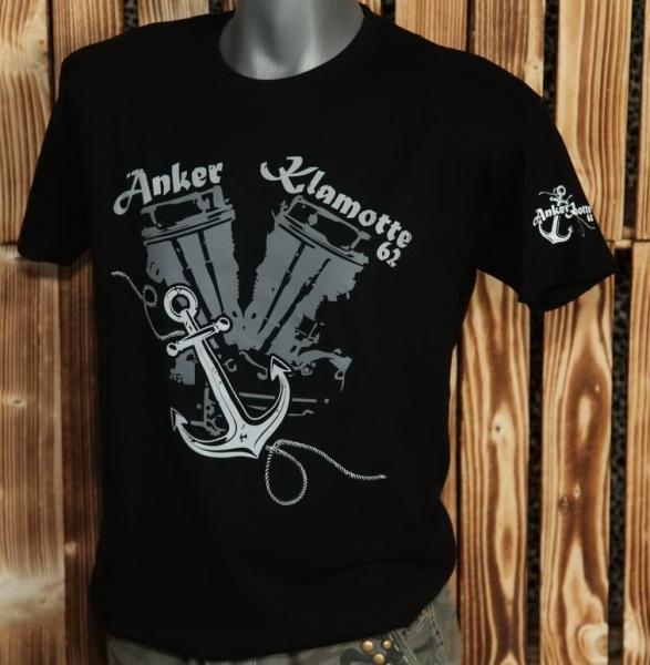 Motor Black Shirt