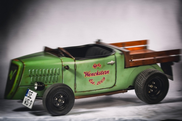 Wenckstern Hot Rod Pick Up Full Custom – John Boy