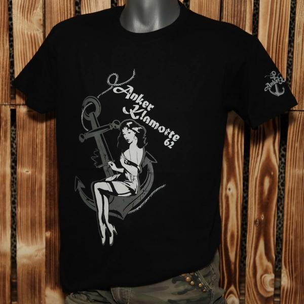 Pinup Black Shirt